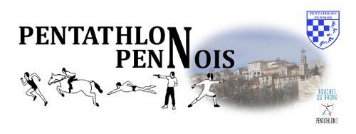Banderole Pentathlon Pennois